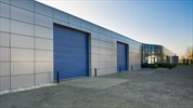 Rus Tony Industries nv, Renaud Hamal architecten Opglabbeek, industriebouw